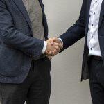 Actas handslag