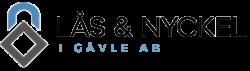 Lås och nyckel Gävle logo