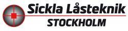 Sickla Låsteknik Stockholm logo