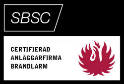 SBSC – Sertifisert byggefirma brannalarm