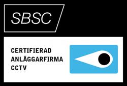 SBSC – Sertifisert byggefirma CCTV