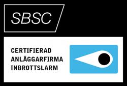 SBSC – Certificeret installatørfirma indbrudsalarm