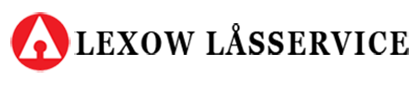 Lexow låsservice logo