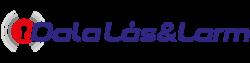 Dala lås och larm logo