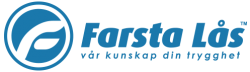 Farsta lås logo