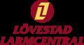 Lövestad larmcentral logo